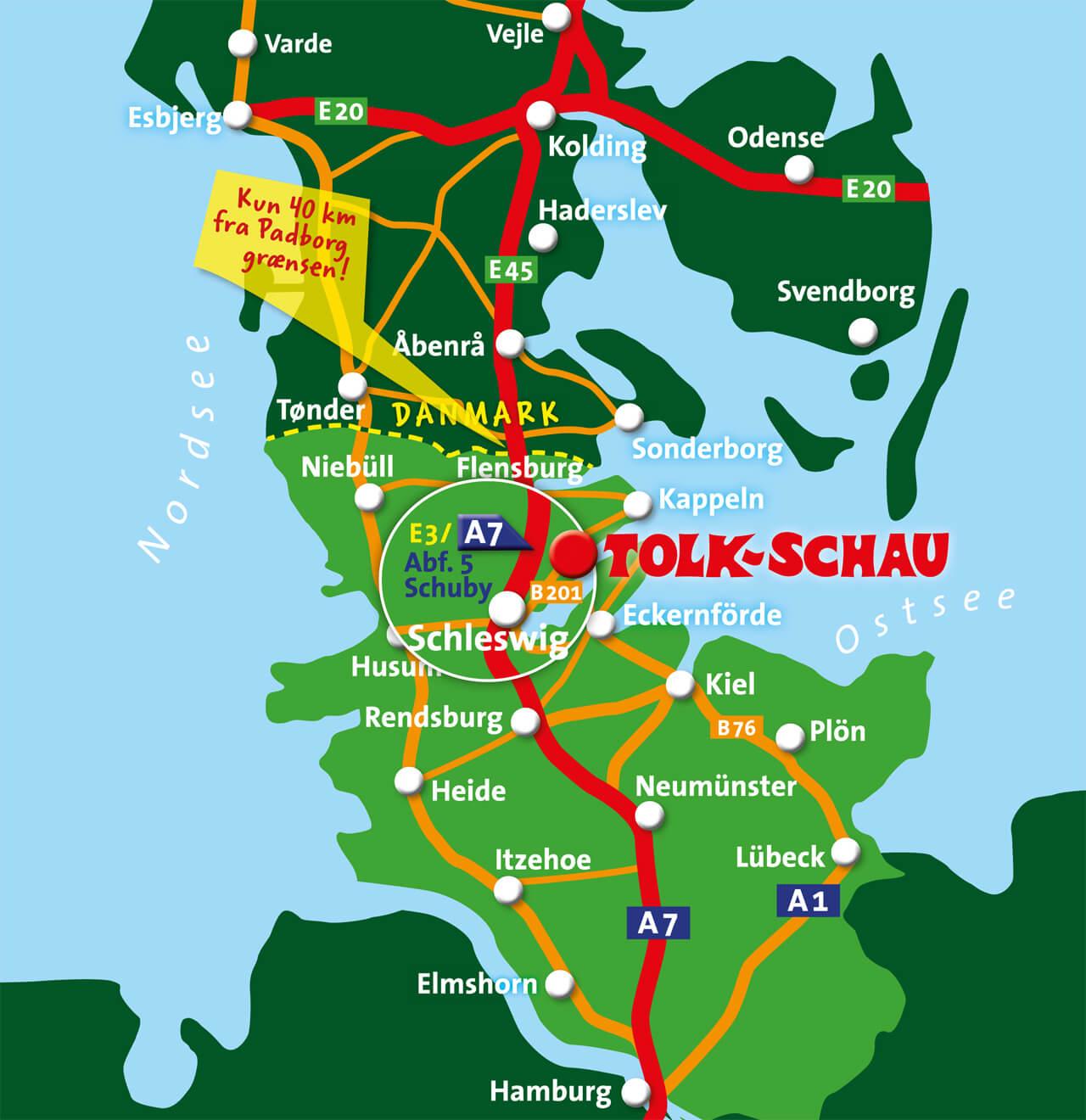 Freizeitpark Norddeutschland Karte.So Finden Sie Uns Das Tollste Im Norden